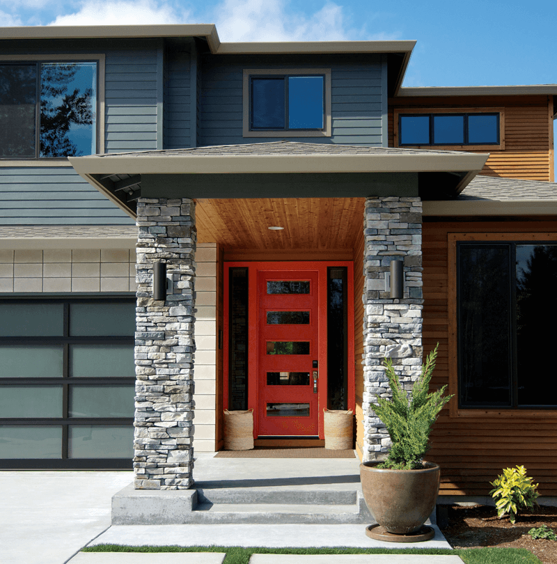 Custom Codel Entry Doors in Ladner BC