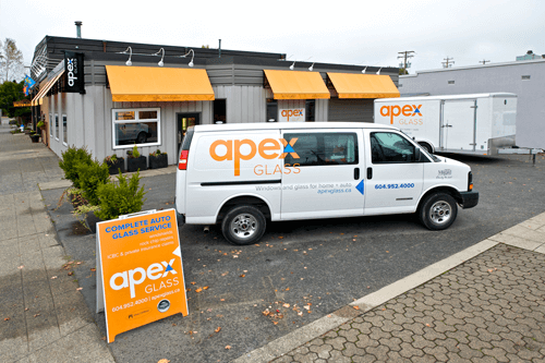 Apex Glass Repair & Replacement company in Ladner