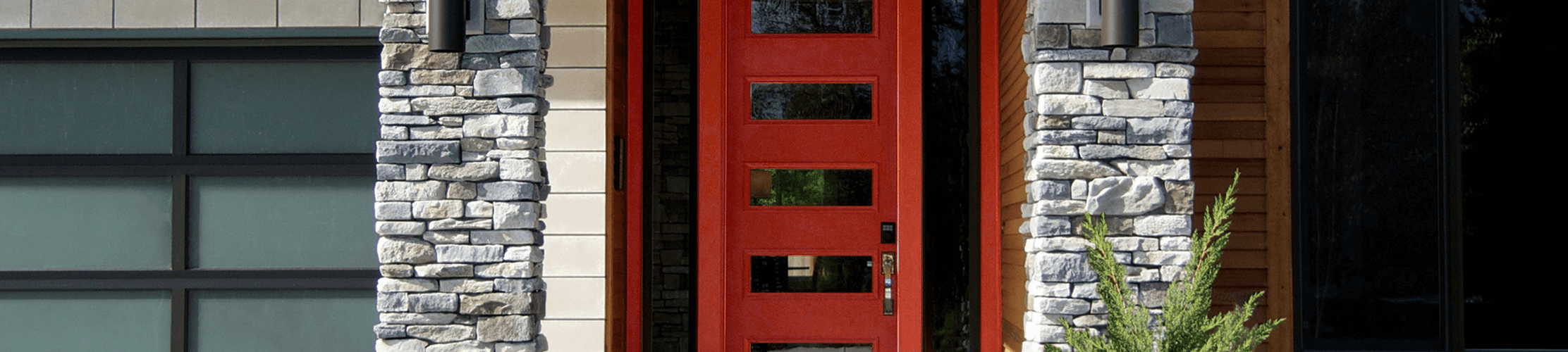 Custom Fiberglass Entry Doors in Delta
