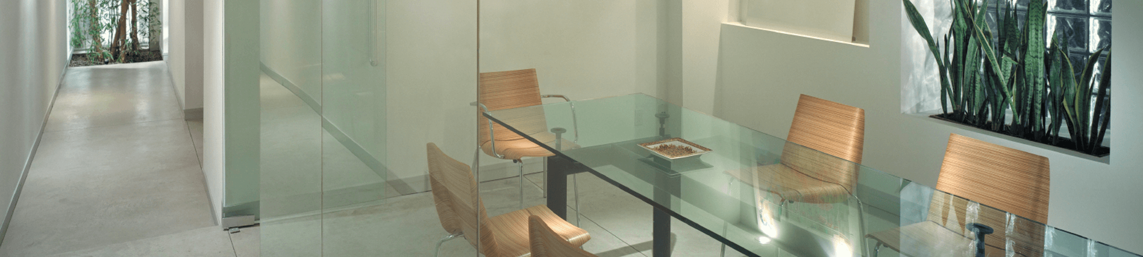 Custom Glass Solutions for your home or business