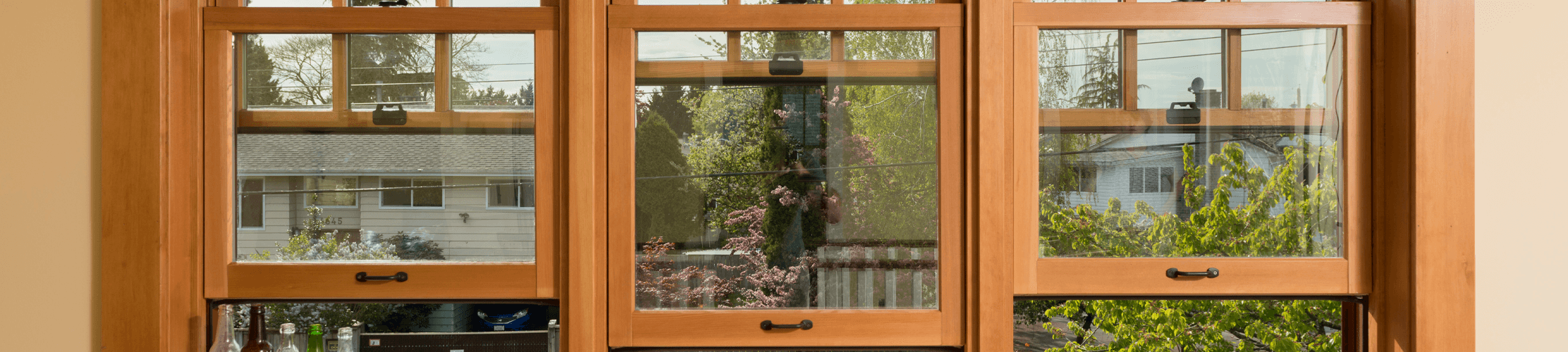 Sealed Units help stop & repair foggy windows
