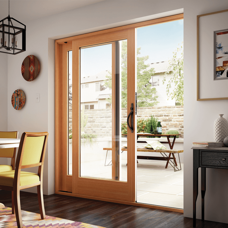 Milgard Glass Patio Doors in Ladner