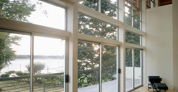 Low-E Windows in Home