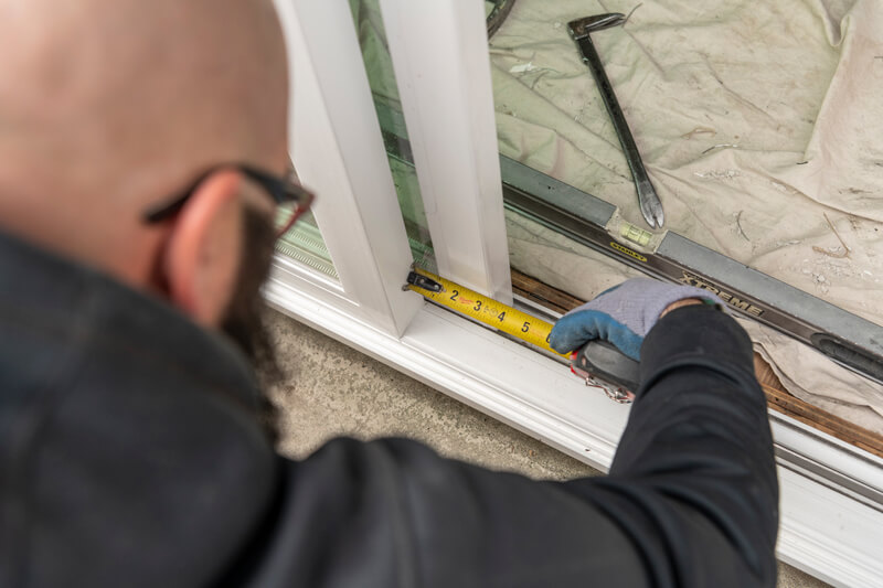 south delta window replacement by Apex Glass